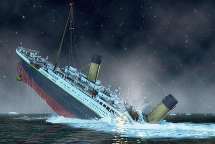 Misterioso naufrágio de Titanic