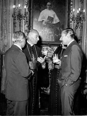 Videla e Pio Langhi