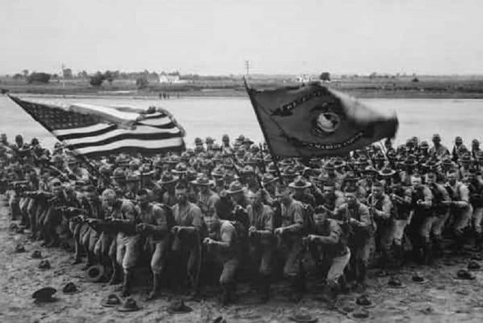 EUA na Primeira Guerra Mundial