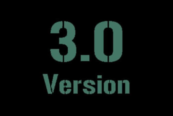 Versão 3.0