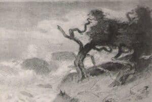 Visão de Thompson da pintura de Gifford