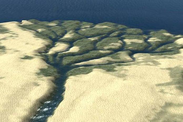 Atlântida no Delta do Nilo