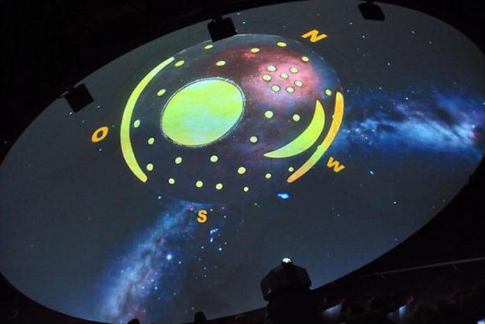 Disco Celeste de Nebra mostra a reprodução real do cosmos mais antigas do mundo