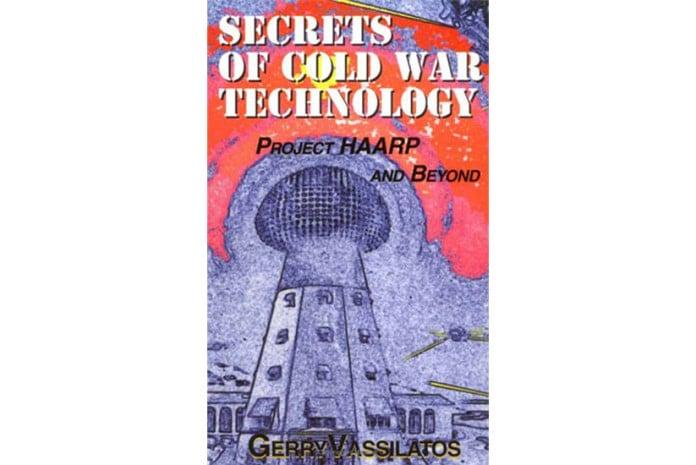 Capa do Livro - «Secrets of Cold War Technology» de Gerry Vassilatos