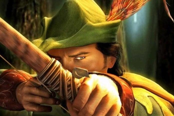 O verdadeiro Robin dos Bosques
