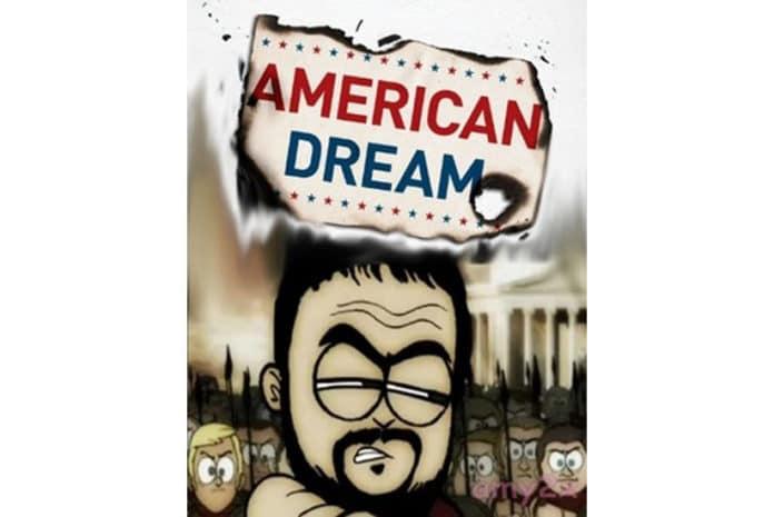 Curta- metragem de Animação: «The American Dream» (2010)