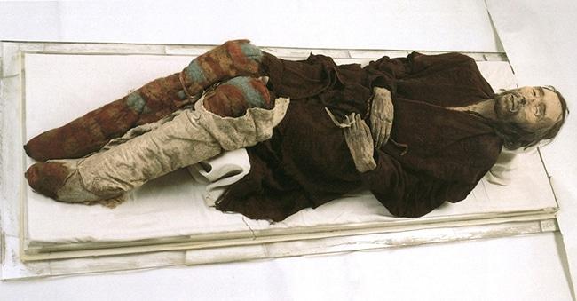 Múmia de Tarim