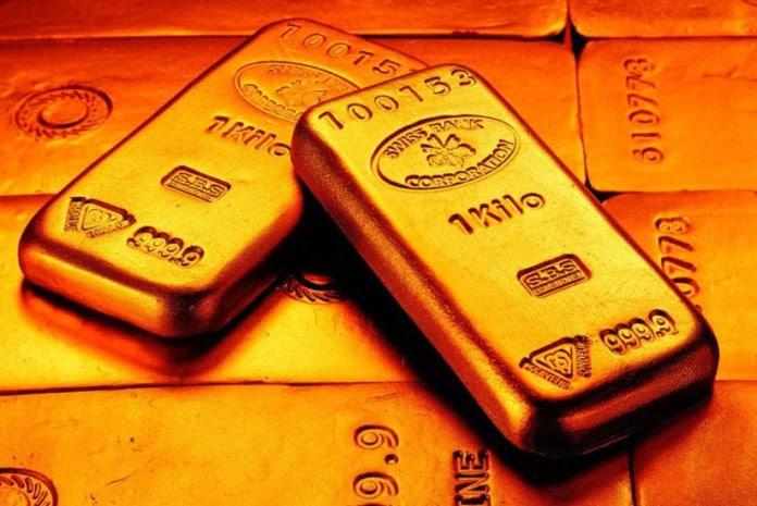 As reservas de ouro da Ucrânia foram transladadas para os EUA