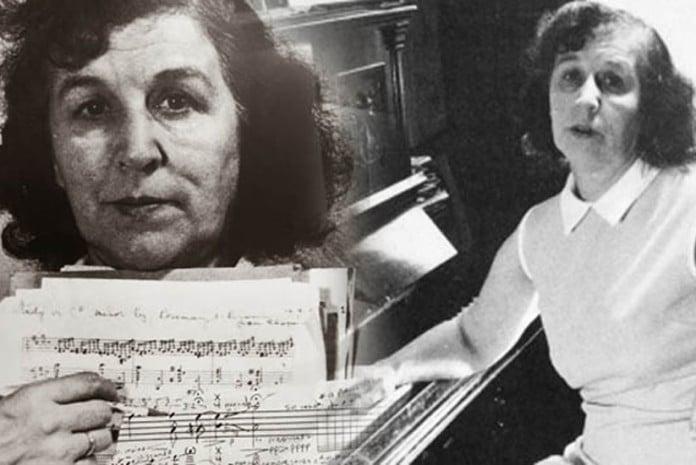 Rosemary Brown, compositora, pianista e medium espitita