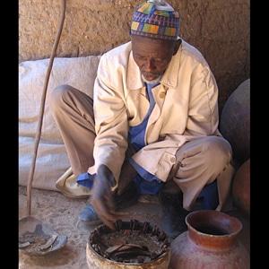 Adivinhação Africana