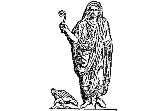 A arte da adivinhação romana