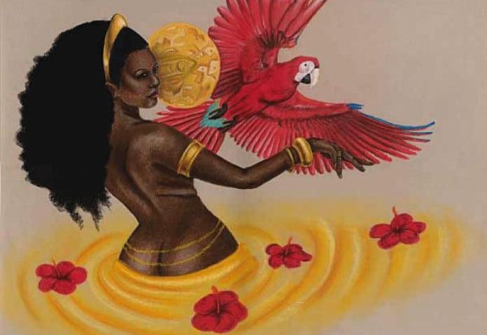 A arte da adivinhação africana