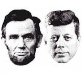 Coincidências entre Lincoln e Kennedy