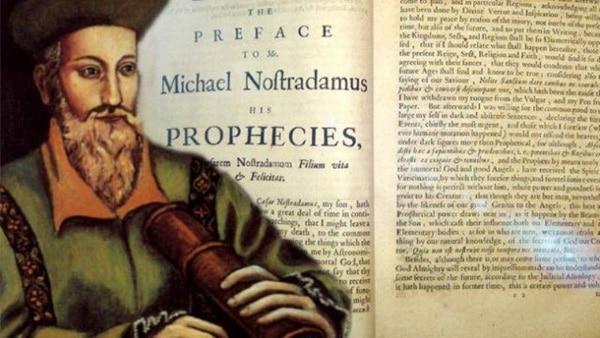 Nostradamus e as suas profecias