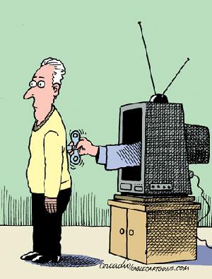 Controlo dos Meios de Comunicação Social