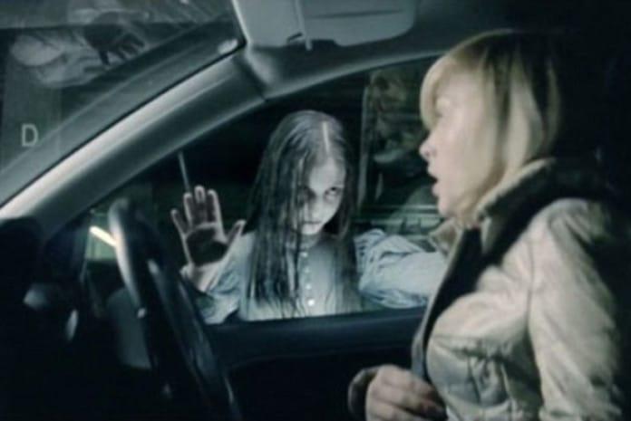 Fantasmas que pedem boleia