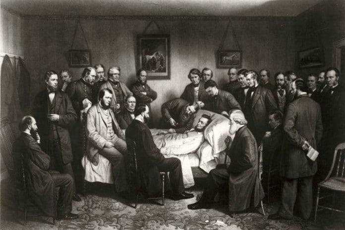 Morte de Abraham Lincoln