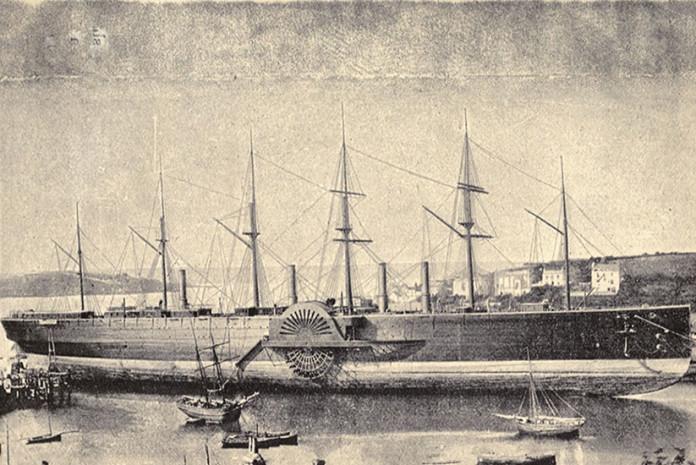 Navio Great Eastern