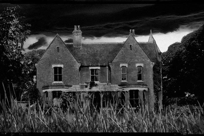 Residência paroquial de Borley, em Essex, Inglaterra