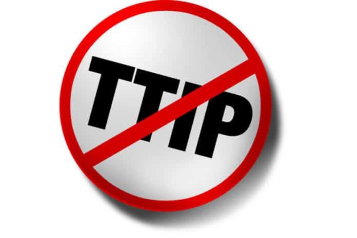 Não ao TTIP