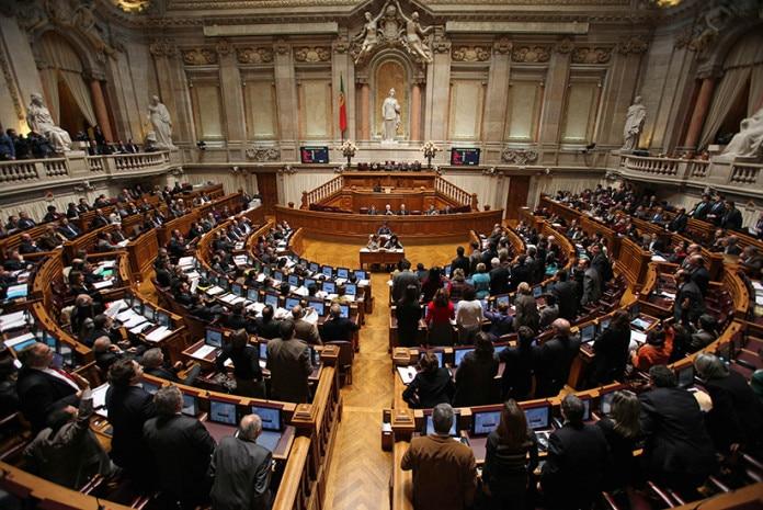 Assembleia da República Portuguesa, 2009