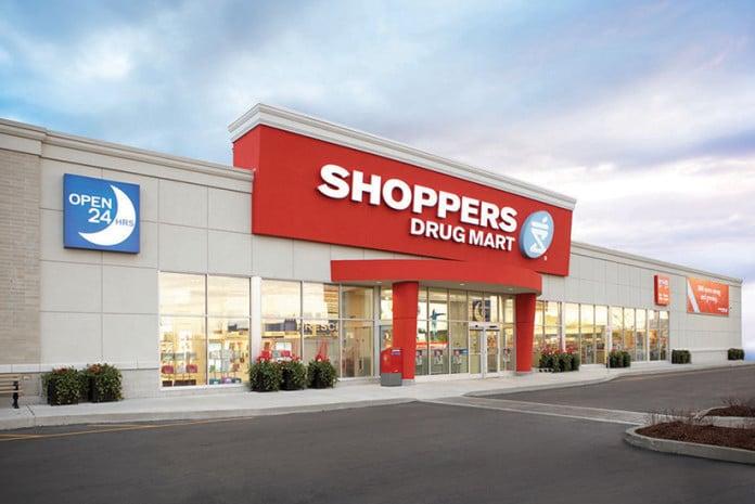 Shoppers Drug Mart de Toronto, 2007