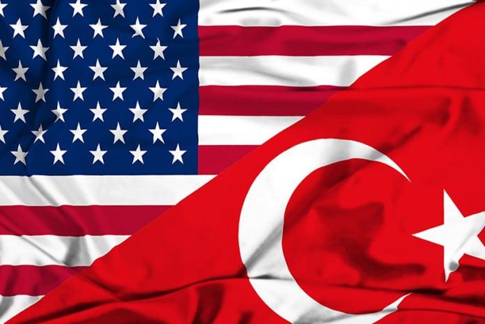 Ligação EUA - Turquia