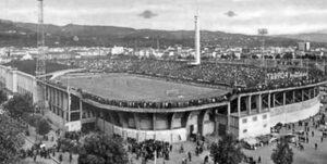 OVNIs interrompem jogo da Fiorentina