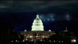 OVNIS na Casa Branca