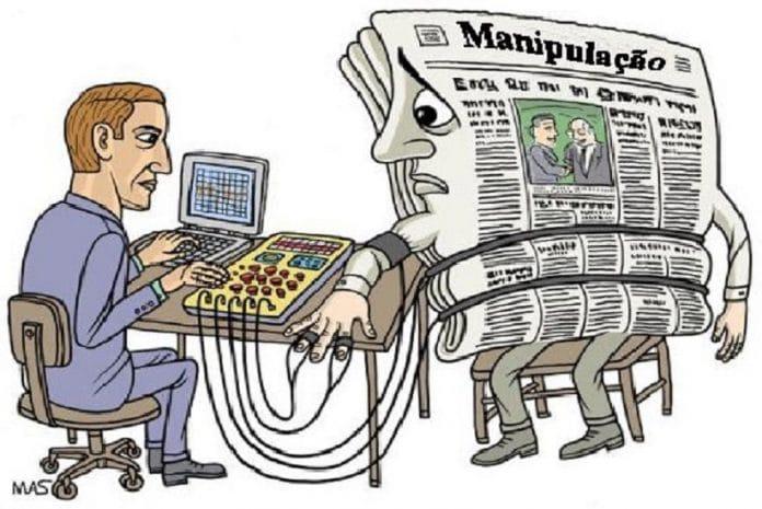 Manipulação da Opinião Pública através dos Meios de Comunicação Social
