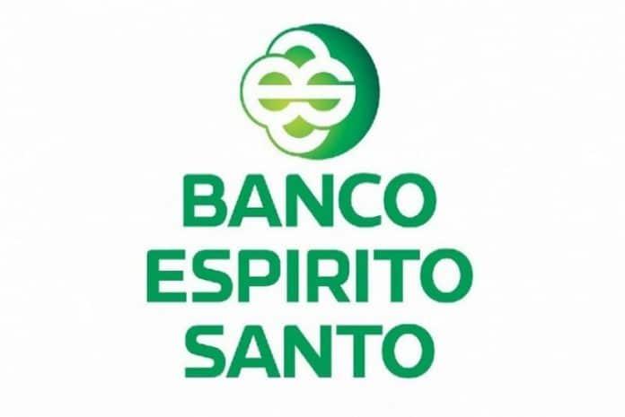 Logotipo do BES (Banco Espírito Santo)