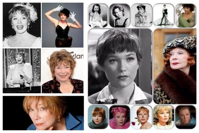 Actriz Shirley MacLaine