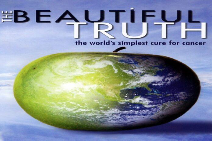 Capa do DVD do Documentário «The Beautiful Truth [A Linda Verdade]» (2008)