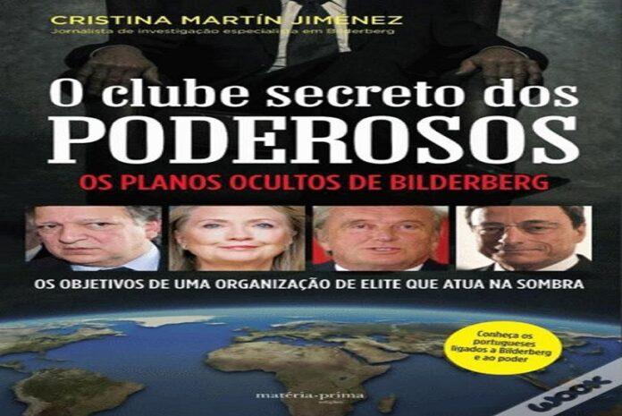 Capa do Livro «O Clube Secreto dos Poderosos» de Cristina Jimenez