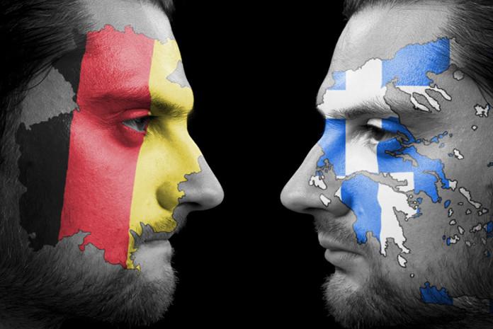Alemanha contra Grécia