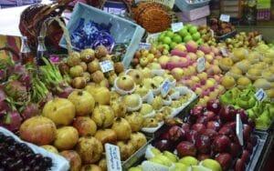 Venda de Fruta