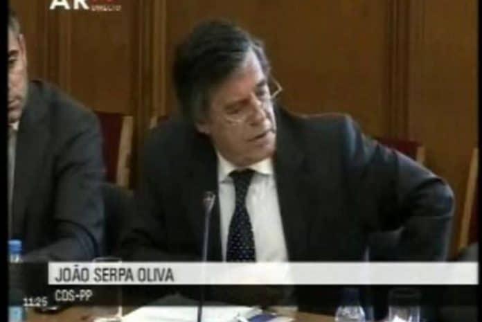 Deputado João Serpa Oliva