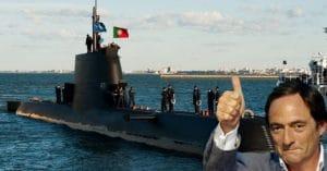 Paulo Portas e o Caso dos Submarinos