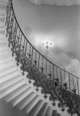 Negativo da Foto dos Fantasmas de Hardy
