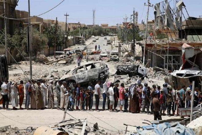 Conflitos no Médio Oriente