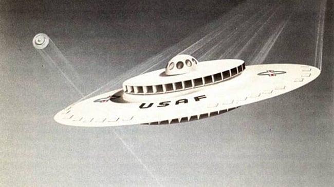 Disco Voador da Força Aérea dos EUA