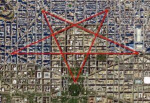 Pentagrama de Washington