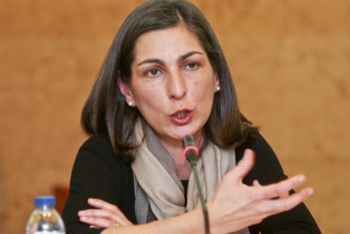 Deputada Ana Catarina Mendes