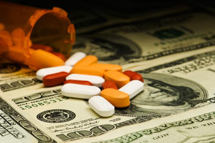 Lucros das Farmacêuticas