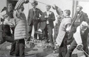 Mensur, 1912