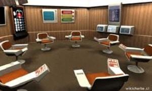 Sala do Projecto Cybersyn
