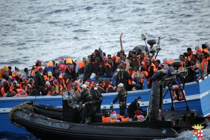 Imigração para a Europa
