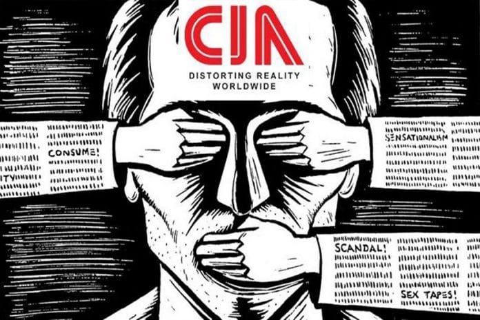 As Conspirações da CIA