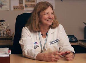 Dr. Judith Aberg