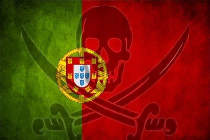 Lei anti pirataria em Portugal